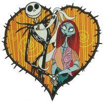 Love in Halloween town