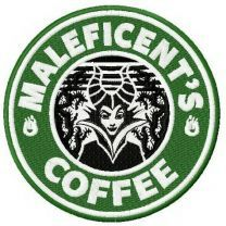 Maleficent's coffee