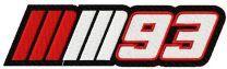Marc Marquez MM93 logo