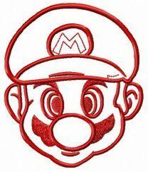 Mario face 2