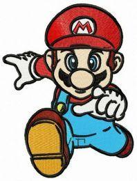 Mario, hurry up!