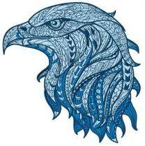 Mosaic eagle 2