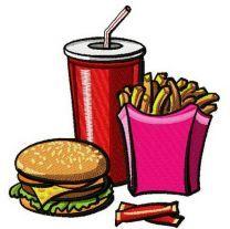 McDonalds combo 2