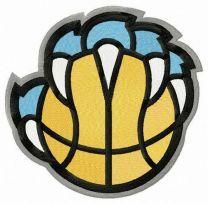 Memphis Grizzlies alternative logo 2018/19