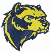 Michigan Wolverines logo 2
