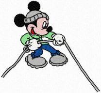 Mickey Climber