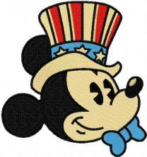 Mickey Mouse patriotic 5