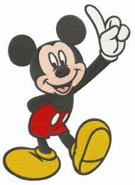 Mickey number one