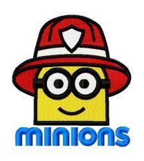 Minion the fireman 2