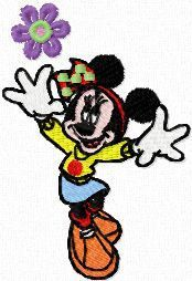 Minnie Mouse 4
