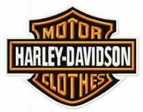 Motor clothes logo