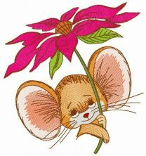 Mousekin with pyrethrum