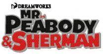 Mr. Peabody and Sherman logo