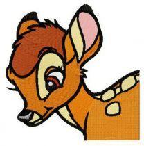 Mule deer Bambi