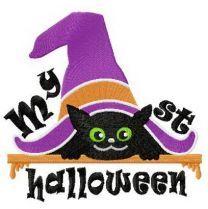 My st Halloween