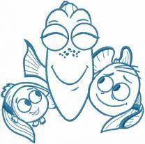 Nemo Marlin Dory 3