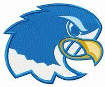 Notre Dame Falcons alternative logo