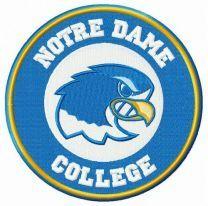 Notre Dame Falcons logo
