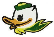Oregon Ducks logo 3