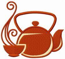 Oriental tea time 2