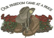 Our freedom came at a price 2
