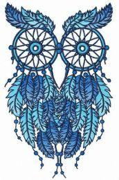 Owl dreamcatcher 4
