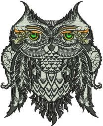 Owl granny 2