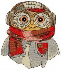 Owl the pilot