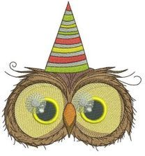 Owl's first birthday 4