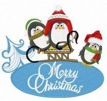 Penguin's Christmas