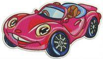 Pink Porsche