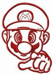Plumber Mario