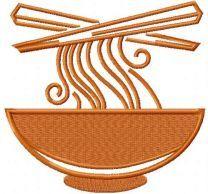 Hot ramen plate