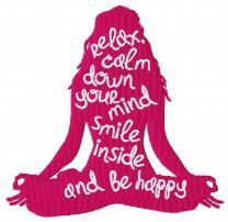 Relax, calm down your mind and be happy 2