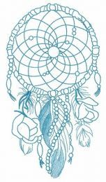 Romantic dreamcatcher 3