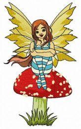 Sad Fairy 1