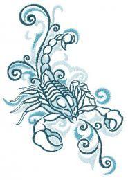 Scorpion spirit