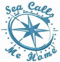 Sea calls me home
