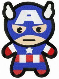 Severe Captain America