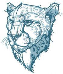 Severe cheetah