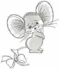 Shy mousekin
