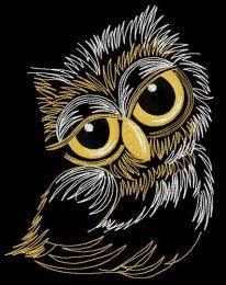 Sleepy owl 2