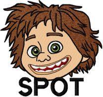 Spot smile