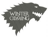 Stark Winter is Coming