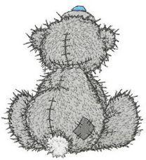 Teddy Bear missing you