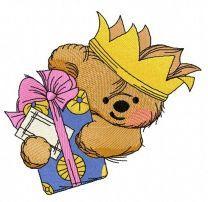 Teddy bear the king 2