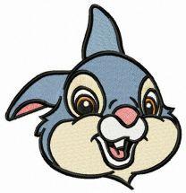 Thumper's muzzle