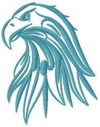 Tribal eagle 7