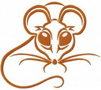 Tribal mouse
