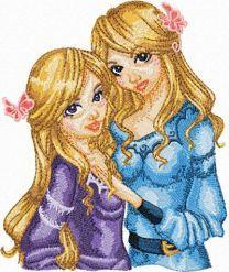 Zodiac Sign Twins
